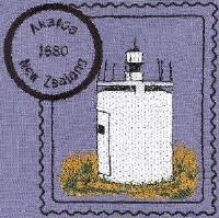 New Zealand Lighthouse Stamps 1