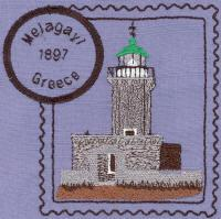 Lighthouses of Greece Stamps