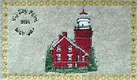 Michigan Lighthouse Can Covers