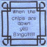 Bingo Coasters