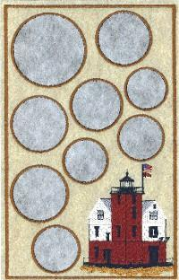 Lighthouse Picture Frames