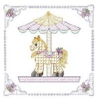 Pams Carousel Quilt