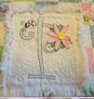 ABC Garden Friends Quilt