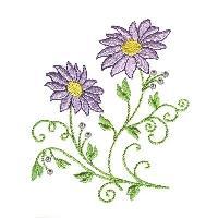 Crystal Florals