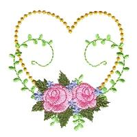 GORGEOUS BLOOMING HEARTS!