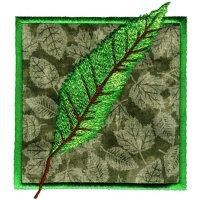 Falling Leaves on Applique-3
