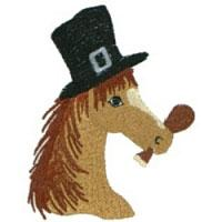 Heartwarming Horses Holidays Set 1
