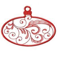 Ornaments for Lori  2011