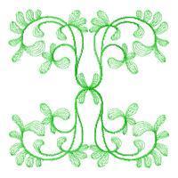 Leaf Quilt Squares - Set 2