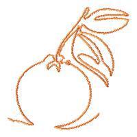 Tutti Fruitti Lineart