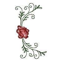Rambling Roses - Set 3