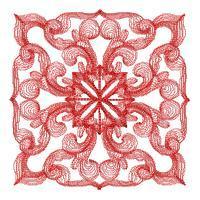 Lacey Quilt Squares - Set 2