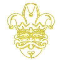 Venitian Lineart Masks
