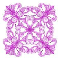 Mystic Bloom Quilt Squares - Set 2