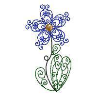 Flamboyant Florals -3
