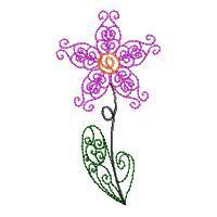 Flamboyant Florals -5