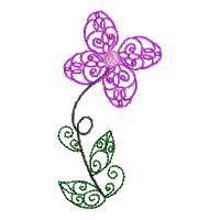 Flamboyant Florals -7