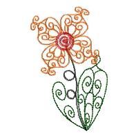 Flamboyant Florals