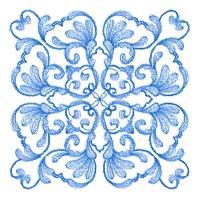 Mystic Blooms Quilt Squares - Set 5