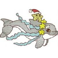 Christmas In The Ocean