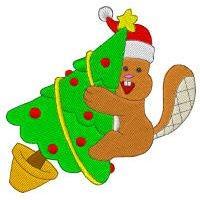 Christmas Zoo