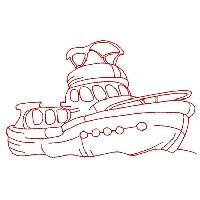 Redwork Boats