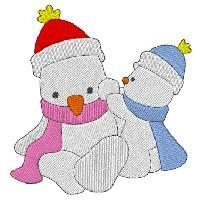 Snowman & His Son