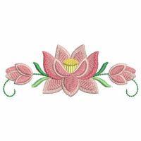 Heirloom Folk Art Flowers