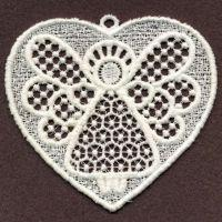 FSL Angel Ornaments