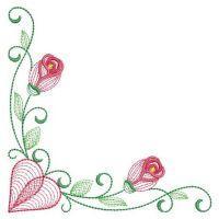 Rippled Valentine Day