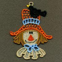FSL Thanksgiving Ornaments 2-4
