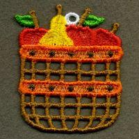 FSL Thanksgiving Ornaments 2-6