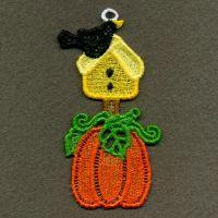 FSL Thanksgiving Ornaments 2-8