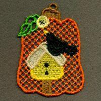 FSL Thanksgiving Ornaments 2-10