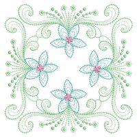 Rippled Flower Quilts 3