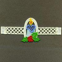 FSL Christmas Napkins Ring