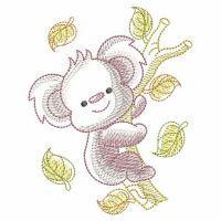 Autumn Animals 2