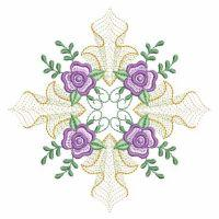 Rippled Rose Quilts 3