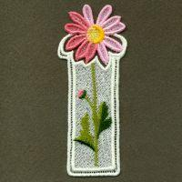 FSL Flower Bookmarks