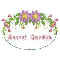 Colorful Secret Garden