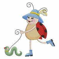 Mrs Ladybug