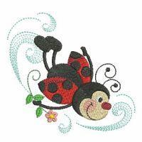 Lively Ladybugs