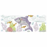 Sea Life Borders