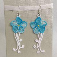 FSL Flower Earrings