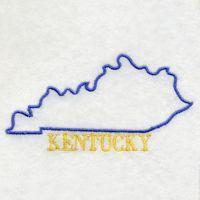 Kentucky Bird And Flower