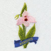 Minnesota Bird And Flower