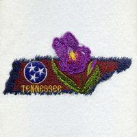 Tennessee Bird And Flower