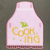 FSL Applique Bottle Apron-6