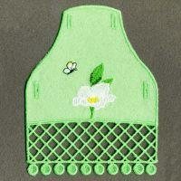 FSL Applique Bottle Apron-7