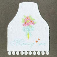 FSL Applique Bottle Apron-8